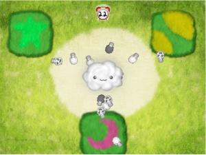 Friendsheep HD - communal game