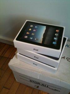 Mark iPads